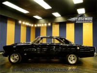 1967 Chevrolet II Nova. This is one mean muscle car