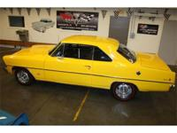 1967 Chevrolet shoebox Nova - By far the nicest Nova we