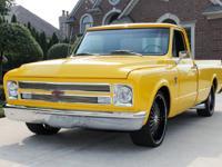 1967 Chevrolet C10 Pickup  This custom pickup truck was