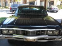 1967 Chevy Biscayne 4 door V8 350 motor -Brand New 2bbl