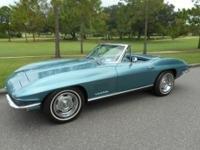 1967 Chevy Corvette Convertible for sale. Take a look,