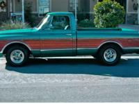 1967 Chevy Fleetside C10 for sale (UT) - $29,995. This