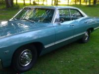 This is a classic, strong 1967 Chevrolet Impala. 66251
