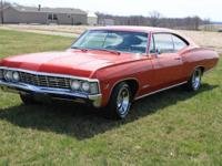 1967 Chevy Impala SS for sale (KY) - $65,995. Second