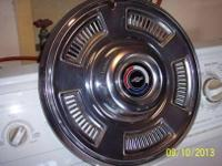 "1967 Chevelle NOS 14"" Hubcap, I Have Had It For $30"