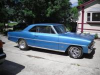 1967 Chevy Nova for sale (MT) - $25,000 '67 Chevy Nova