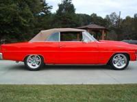 1967 Chevy Nova for sale (NC) - $55,000 '67 Chevy Nova