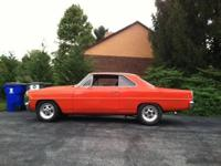1967 Chevy Nova for sale (NY) - $18,000 MUST SEE