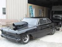 1967 Chevy Nova for sale (OH) - $38,500. '67 Nova Drag