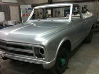 I have a 67 chevy truck for sale or trade, it has been