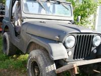 1967 JEEP RUNS FINE WITH RECENT V6 BUICK 6 VALVE