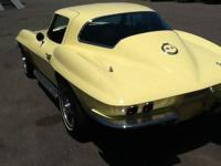 1967 Corvette coupe # 456. Richard. . I am pleased to