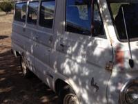 Get your winter task going. 2 vans for sale. 1: 1967
