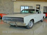 From the Wellborn Museum Collection! This 1967 Charger,