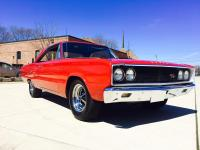 1967 DODGE CORONET RT TRIBUTE  440CI 4BBL V8 NOM. 727