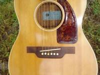 1967 Epiphone Folk Guitar made by Gibson in the