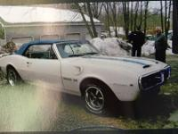 "1967 Firebird (NY) - $29,900 Original ""Trans Am"""