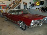 Nice clean convertible- freshly rebuilt 390 engine and