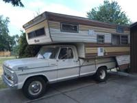 ***This is a Truck and Camper Special*** This is an all