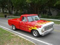 1967 Ford F100 Custom Pickup for Sale, Ready to Show or