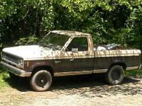 Nice ford f100 RANGER,needs lil body work but runs and