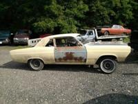 I have a 1967 Ford Fairlane project car , body in