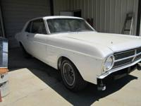 1967 Ford Falcon Futura (AR) - $6,500 Zero miles on the