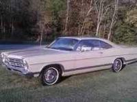 1967 Ford Galaxie American Classic 1967 Ford Galaxie