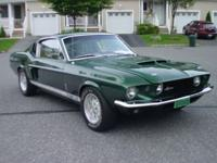 The most radical 1965 Mustangs were those that competed