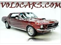 This is a Ford Mustang for sale by Volo Auto Museum .