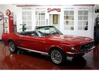 FABULOUS DRIVING MUSTANG WITH ALL TH 1967 Ford Mustang