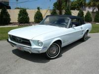 1967 Ford Mustang Convertible for Sale, This Sharp Pony