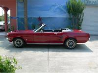1967 Ford Mustang Convertible for Sale. Take a look at