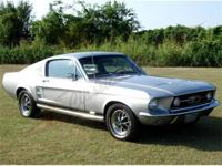 1967 Ford Mustang Fastback GTA When the remake of Gone