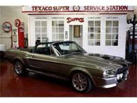 EXCELLENT ELEANOR TRIBUTE MUSTANG WI 1967 Ford Mustang