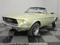 As this gorgeous 1967 Mustang convertible shows, when