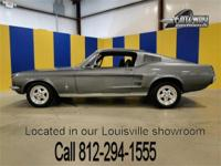 1967 Ford Mustang Fastback for sale. This Mustang is