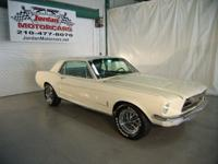 Here is a real American classic. By 1967 the Mustang
