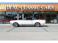This is a Ford Mustang for sale by Ideal Classic Cars.