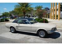 1967 Mustang with documented 65K Actual Miles from new.
