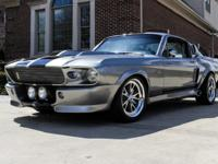 1967 Ford Mustang Eleanor  This fine example is