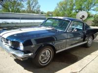 1967 Ford Mustang Fastback ..67,338 Original Miles ..V8