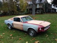 1967 Ford Mustang Fastback V8 Automatic Super Low