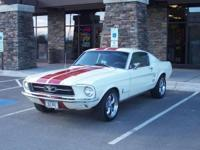 1967 Ford Mustang for sale (MT) - $37,900. '67 Mustang
