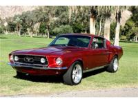 Frame-off, restored, GT Mustang, upgraded to a 302cid,