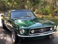 1967 Ford Mustang Fastback GT    Restored.  Everything