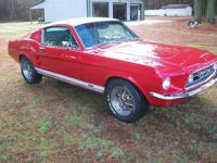 1967 Ford Mustang GTA  This is one of the nicest 1967
