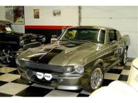 1967 Mustang Eleanor 428 cu.in. Update Motor JusT