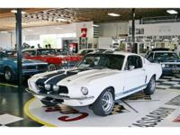 Authentic 1967 Shelby GT500 - Another Rare opportunity