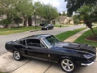 1967 Ford Mustang Shelby GT500   This Mustang started